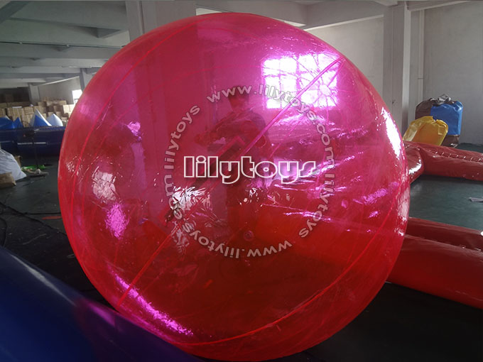 red water ball