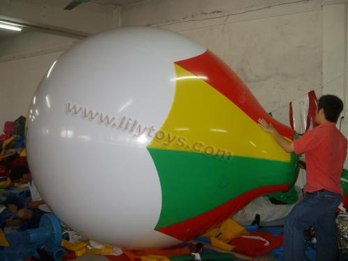 multicolor balloon