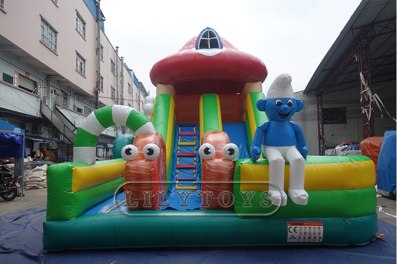 The Smurfs Slide