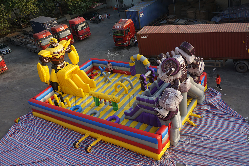 Inflatable Transformers